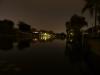 Kanal - Franks Ferienhaus in Cape Coral Nachts