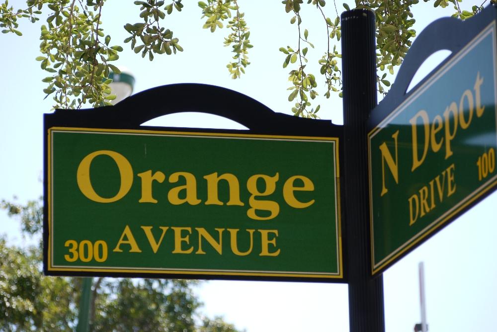 Ft Pierce  Orange Avenue