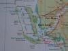 Landkarte Region Ft Meyrs und Cape Coral